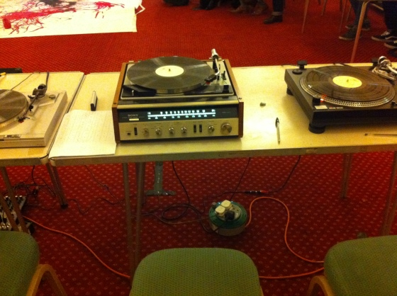 turntable orchestra
